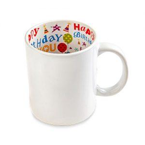 Gimtadienio puodelis - Happy Birthday